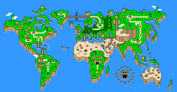 super-mario-world-map