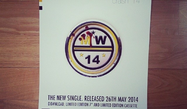 "POST/POP to release new MENSWE@R single ""CRASH"" on May 26th – PREORDER NOW!"