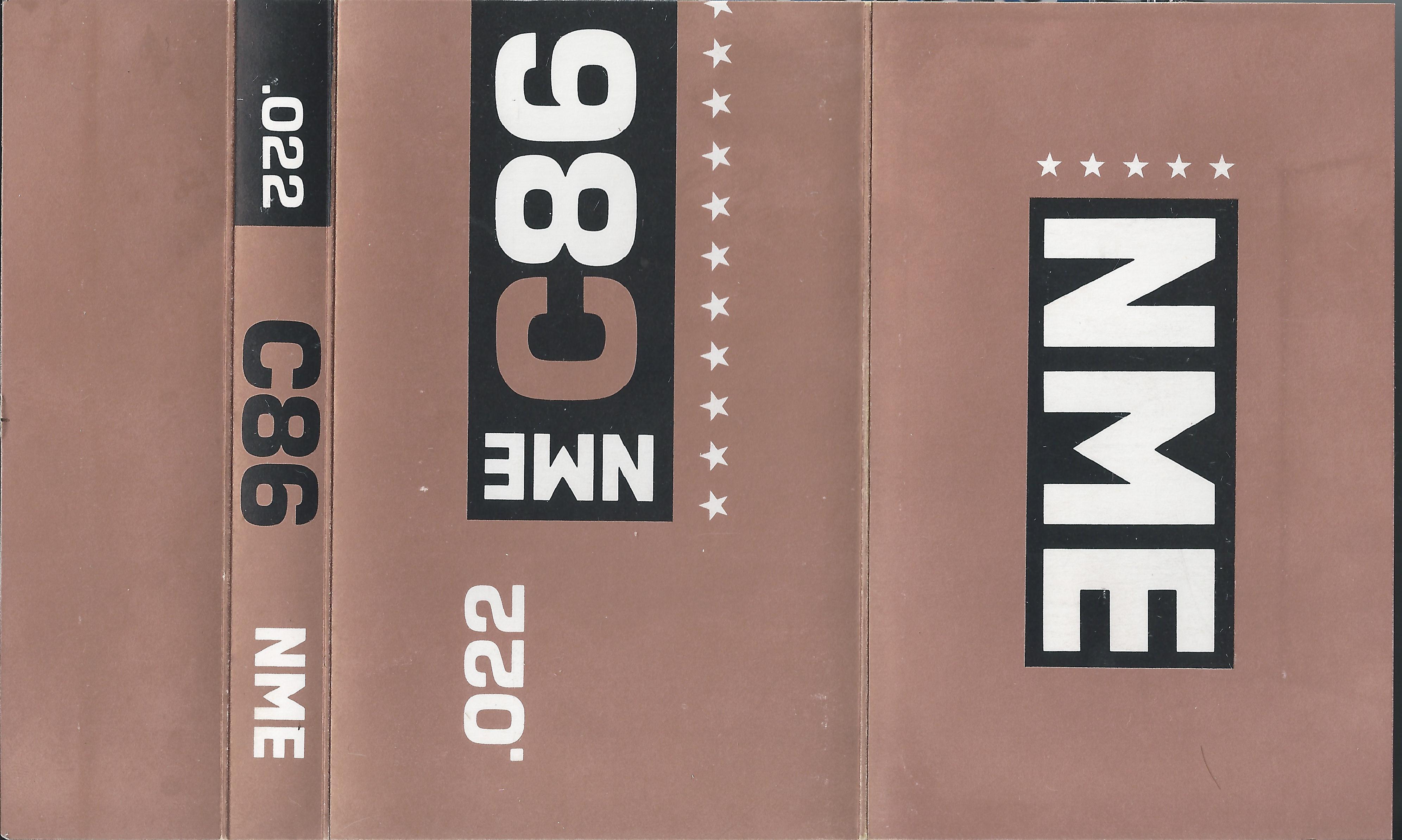 NME C86 Reissue PROMO