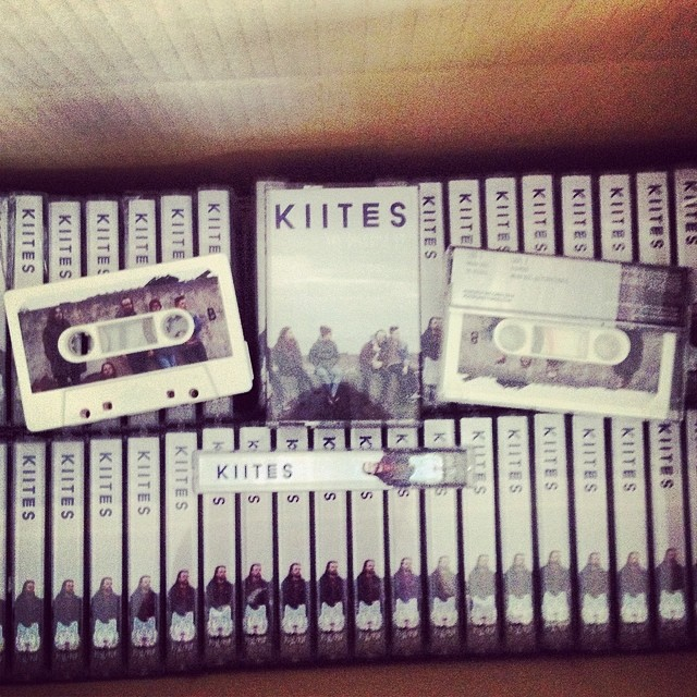 "KIITES EP ""The Disguise"" Out Tomorrow, MAY 10th!"