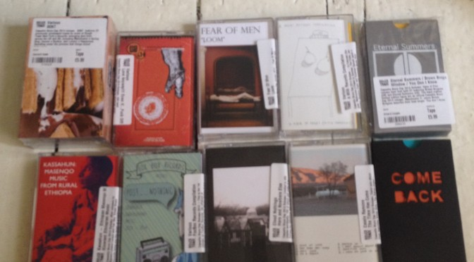 The Top 10 Cassette Store Day 2014 UK Releases