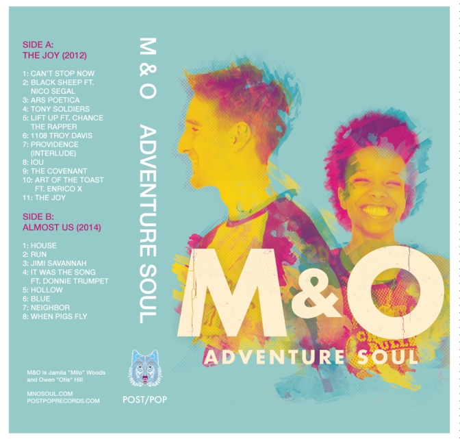 M&O – DOUBLE CASSETTE ALBUM FOR CASSETTE STORE DAY 2014! ft Chance The Rapper